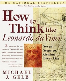 how to think like da vinci