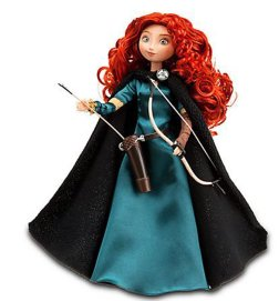 merida figurine