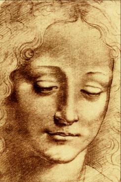 Teste_di_Giovinetta_-_Leonardo_da_Vinci