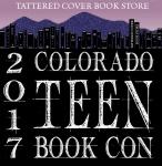 2017 Teen Book Con logo