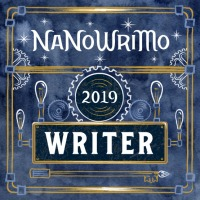 NaNoWriMo Writer Badge